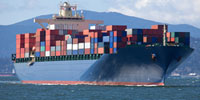 transport maritime vers israel