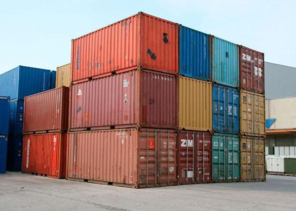 Les conteneurs maritimes utilisés pour votre déménagement en Israël