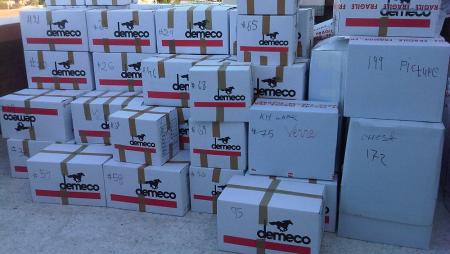 Déménagement en Israël : La préparation de vos cartons